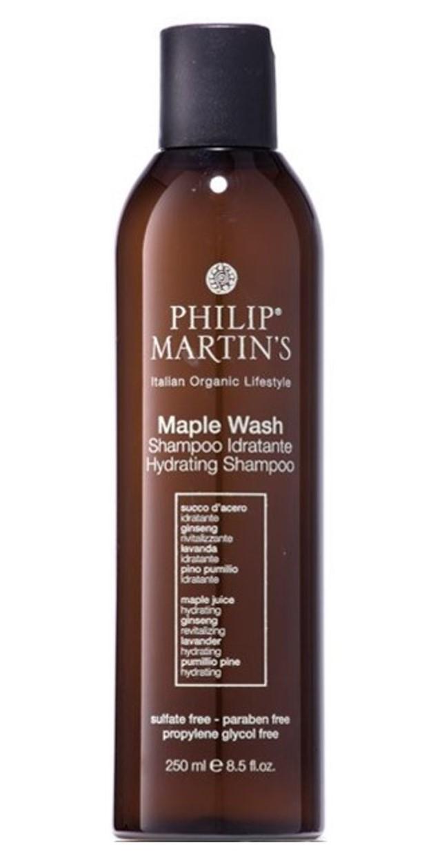 שמפו לשיער יבש, פגום, או שיער שעבר טיפולים באמצעות חומרים כימיים