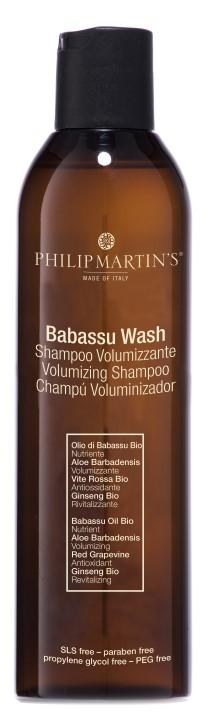 babassu wash 250ml (Custom)