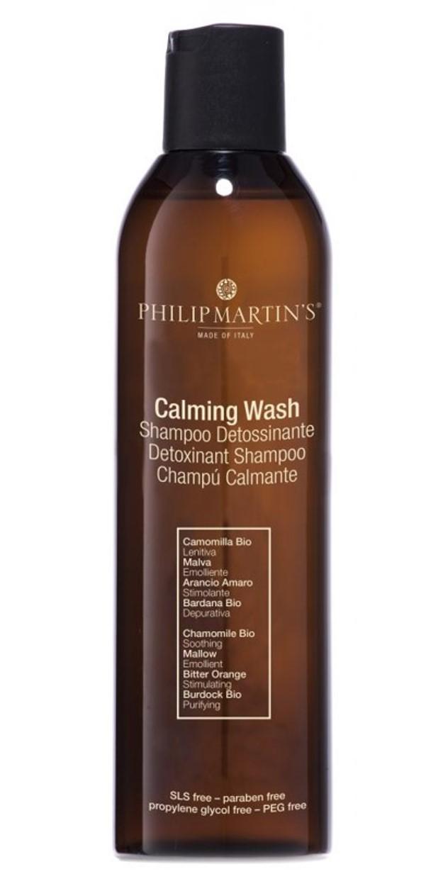שמפו טיפולי, לאיזון קרקפת שומנית, שיער שמן וקשקשים