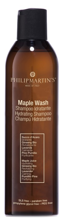 maple wash 250ml (Custom)