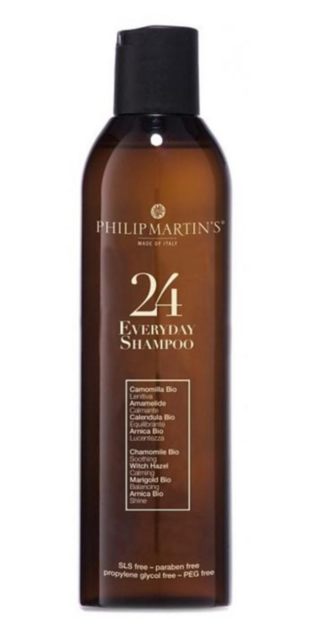 שמפו איכותי המתאים לכל סוגי השיער, מנקה ומטפח את עור הקרקפת