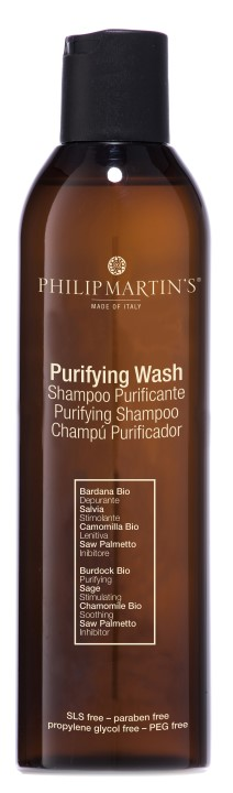 purifying wash 250ml (Custom)