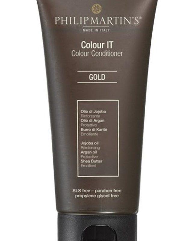 מסיכה לשיער צבע זהב, נוסחה ייחודית עשיר בשמן חוחובה, ארגן וחמאת שיאה