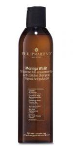 תמצית המורינגה נועדה לכלוא גורמים מזהמים, לנקות ביסודיות ולהעשיר בלחות